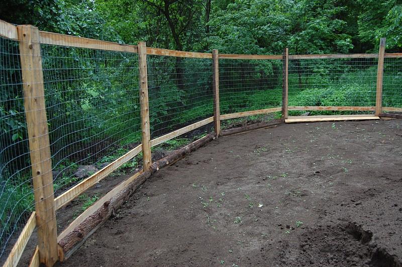 Beautiful The 25 Best Deer Fence Ideas On Garden Fences