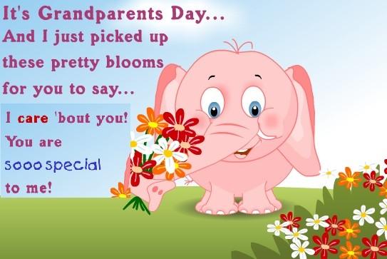 grandparents day letter