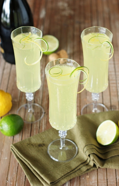 Sparkling Limoncello Cooler Image