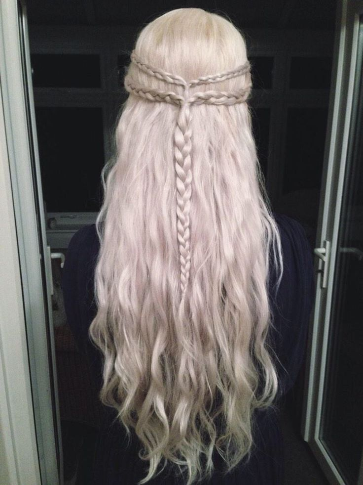 Hairstyles Inspired By Khaleesi The Haircut Web