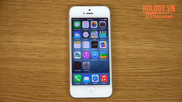 Bán iphone 5 cũ giá rẻ