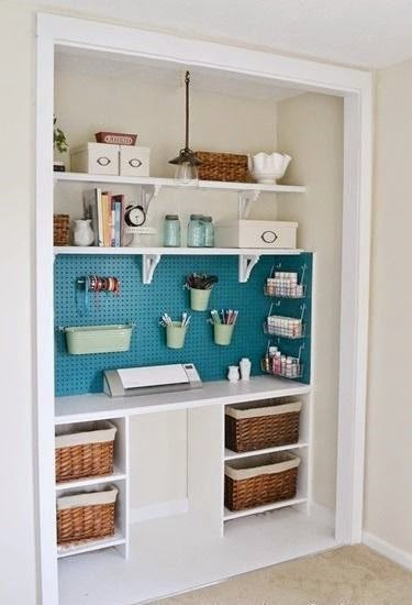 Creating A Craft Room Space