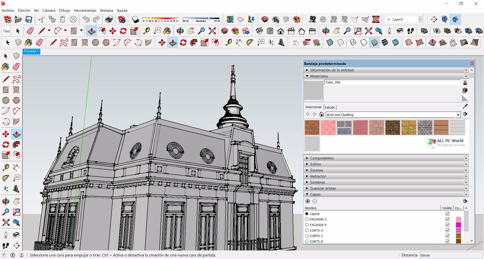 SketchUp Pro 2019 v19.0.685 Full version