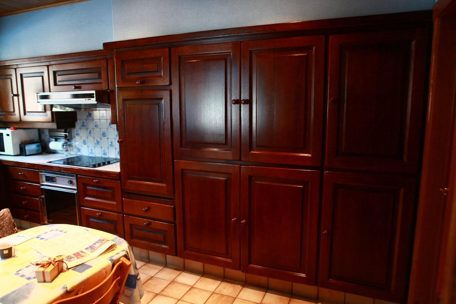 te renoveren keuken Oudenaarde