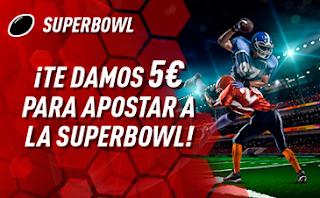 sportium Promocion Super Bowl 4 febrero 2019