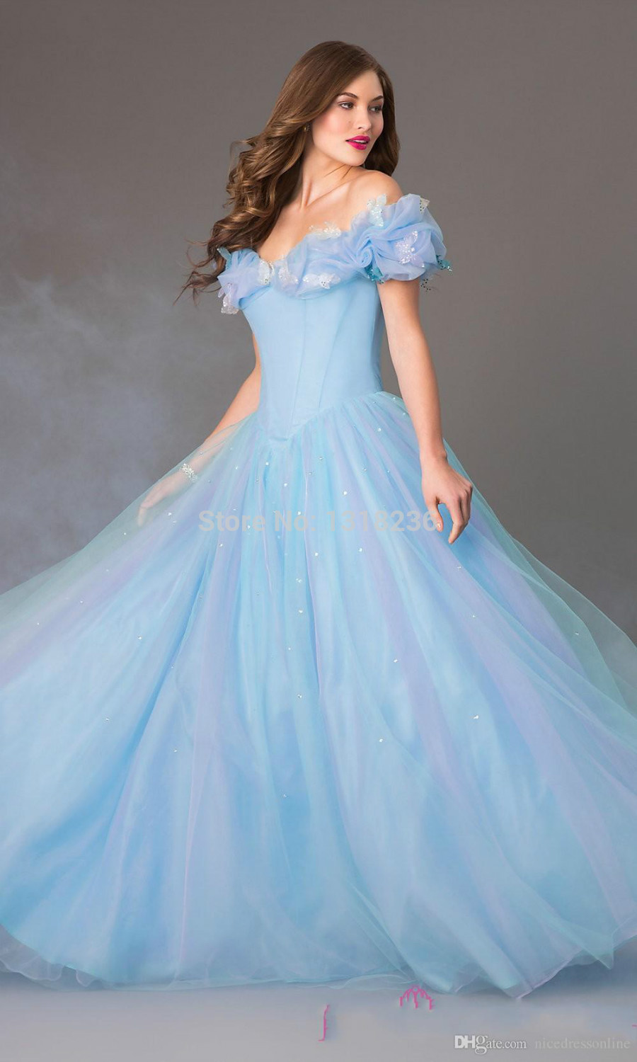 Latest Fairy Tale Cinderella Bridal Ball Gowns | women wedding gowns