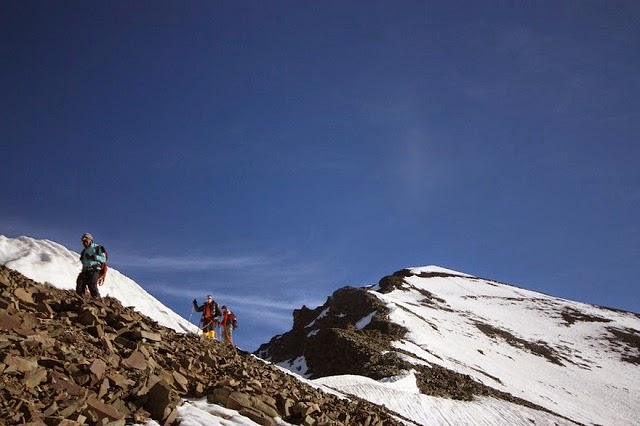 Stok Kangri -  popular as the highest trekking in India