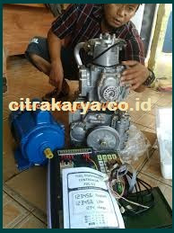 Mesin Pom Mini Digital Import