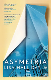 Asymetria - Lisa Halliday