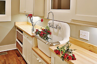 แบบบ้าน 2 ชั้น มุมอ่างล้างมือ