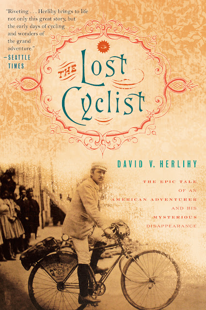 REVIEW: THE LOST CYCLIST by David Herlihy