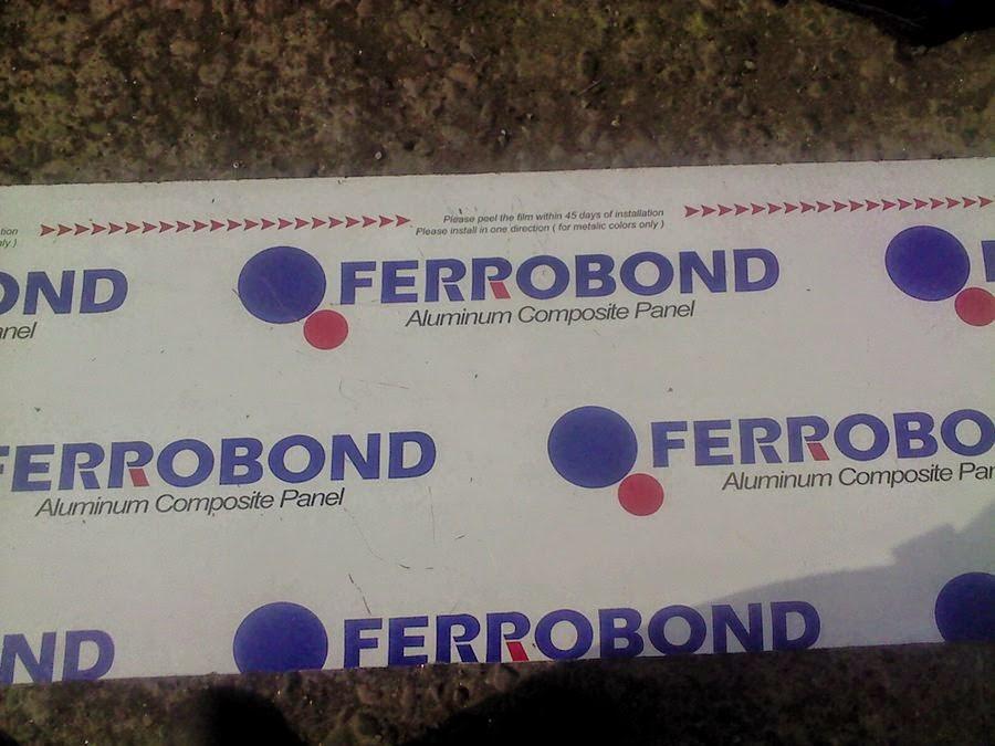 Ferrobond Aluminium Composite Panel