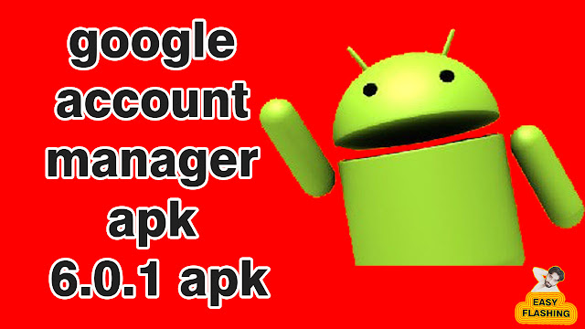 google account manager 6 0