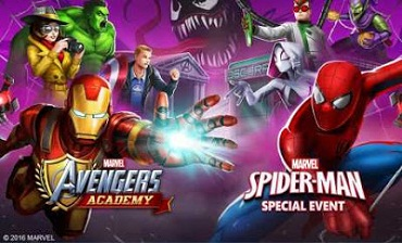 Download game android mod MARVEL Avengers Academy Apk