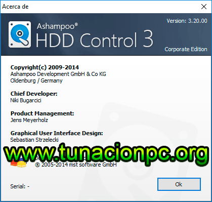 Ashampoo HDD Control Corporate