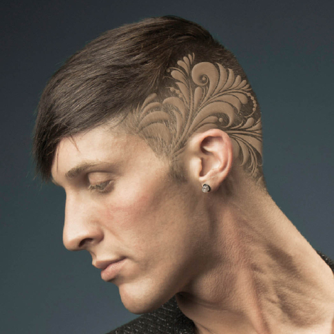 Wondrous Hair Designs For Men With Short Hair Bing Images Crazy Hair Hr Hairstyle Inspiration Daily Dogsangcom