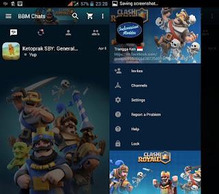 BBM Mod Clash Royale 3.3.6.51
