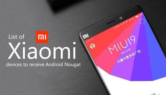 Download Xiomi MIUI 9 Versi Beta Dan Alpha Untuk Mi6