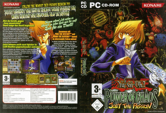 CHAOS JOEY YU-GI-OH POWER PASSION STARTIMES OF THE TÉLÉCHARGER