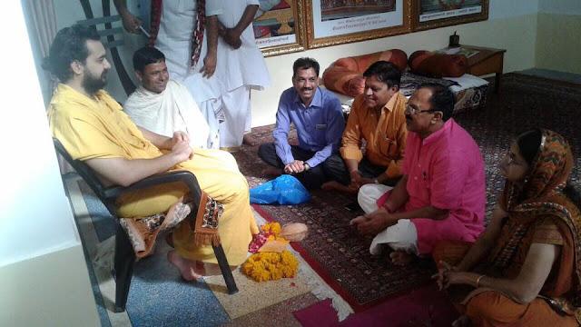 Ajmer, Rajasthan, Education Minister, Vasudev Devnani, Guru Poornima, Ajmer News, Rajasthan News, अजमेर, राजस्थान, गुरू पूर्णिमा, शिक्षा मंत्री, वासुदेव देवनानी, राजस्थान खबर