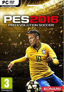 PES Pro Evolution Soccer 2016 Full