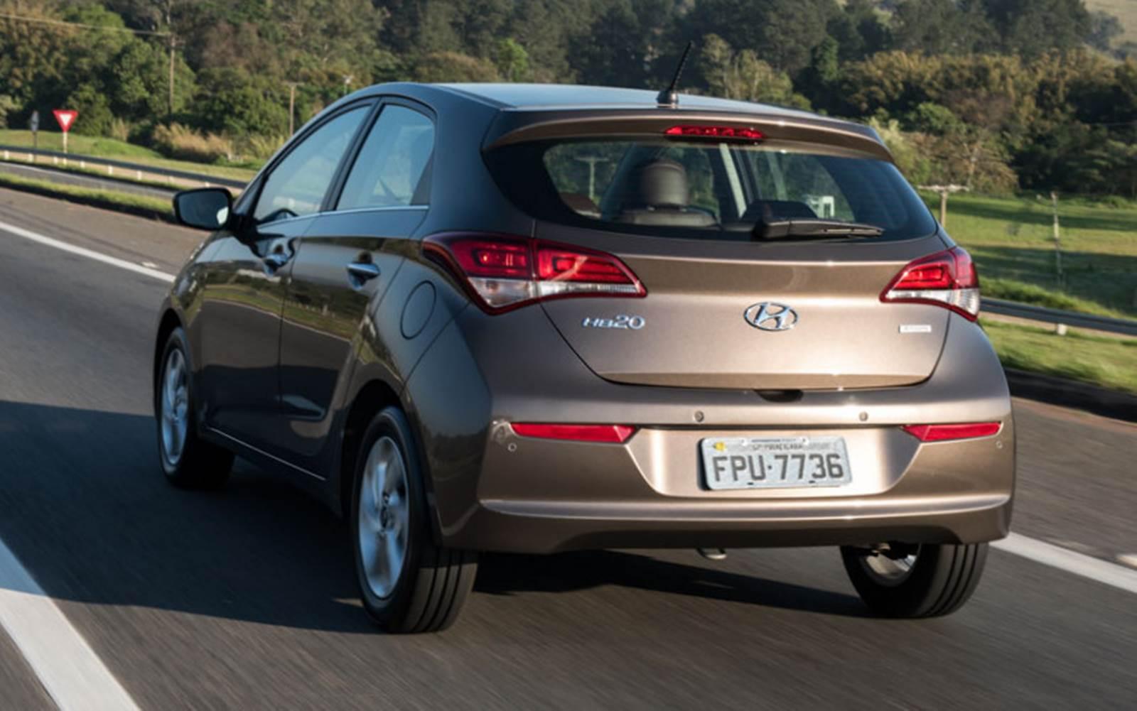 Novo Polo x Hyundai HB20 - comparativo de preço