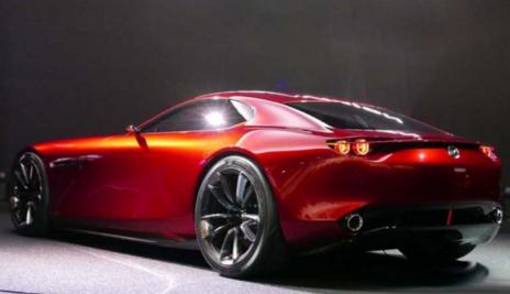 2018 Mazda RX-7 Specs, Price