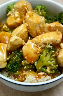 Honey Lemon Chicken Broccoli Bowl: Savory Sweet and Satisfying