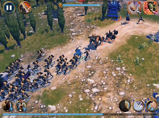 Download game Olympus rising