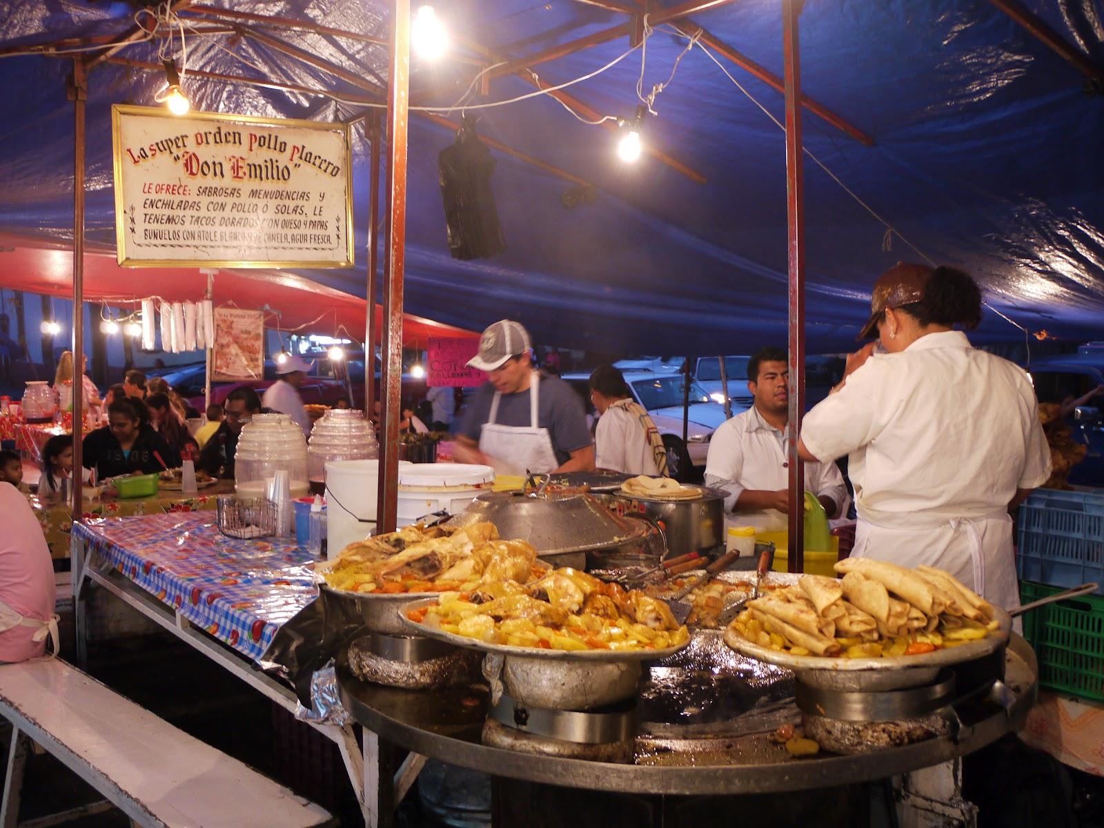 Mexican Food Market San Diego