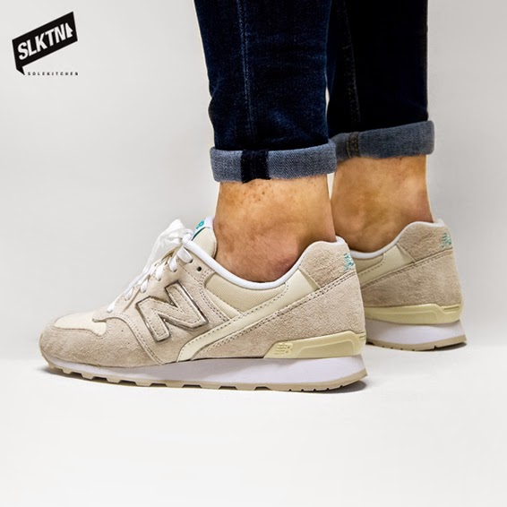 "huge discount a6172 08363 SOLEKITCHEN: New Balance - wmns WR996EA ""Ceramic White"""