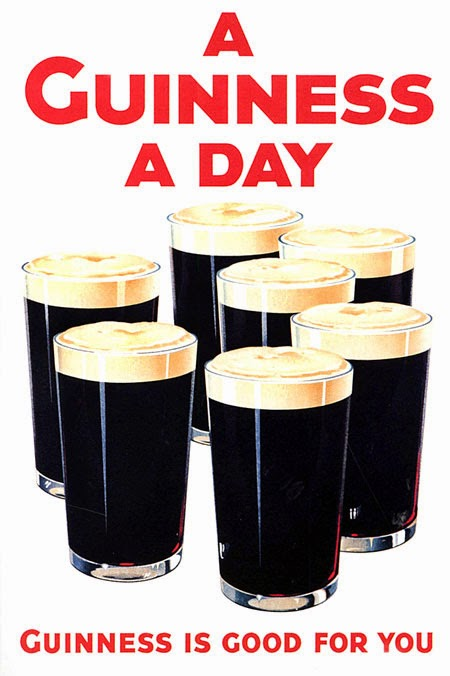 The Times, Beceite, Guinness