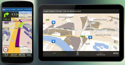 Δωρεάν Εφαρμογή Πλοήγησης Χωρίς Σύνδεση στο Ίντερνετ, Android,Offline maps & Navigation, GPS