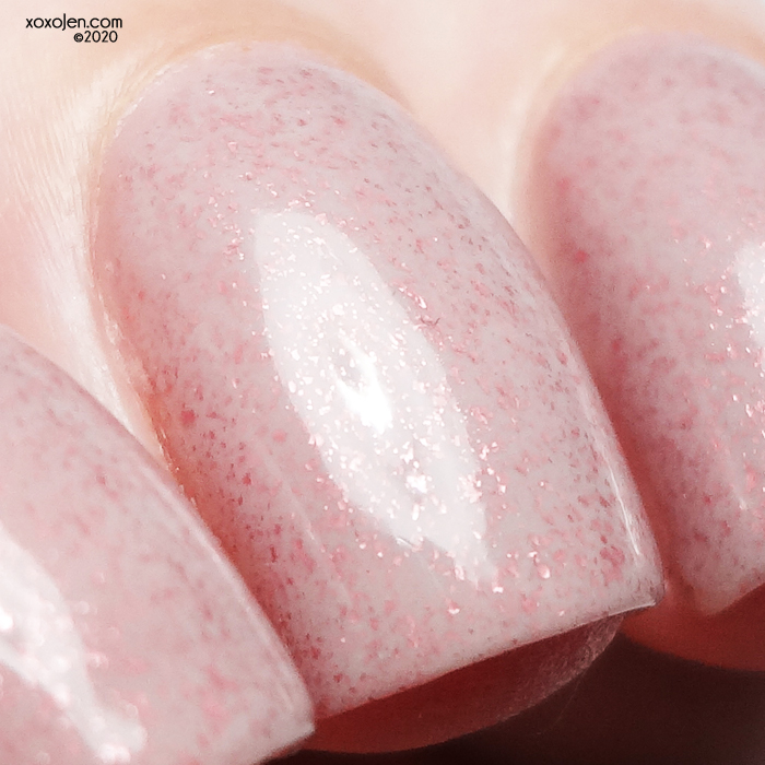 xoxoJen's swatch of Blush In The Shallow