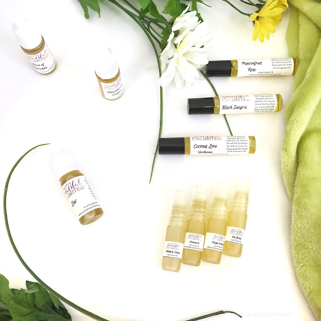 Pretty Beautiful Unlimited Cuticle Oils