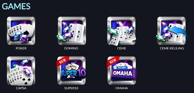 7 GAMES MENARIK DI POKERBINTANG