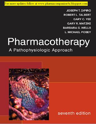 Pharmacotherapy a pathophysiologic approach by dipiro, talbert.