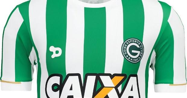 6b5bcea52f Dryworld lança terceira camisa do Goiás - Show de Camisas