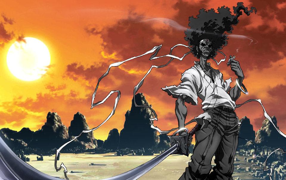 Afro Samurai – Todos os Episódios