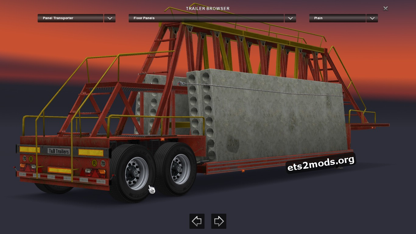 Wheels for SCS Trailers