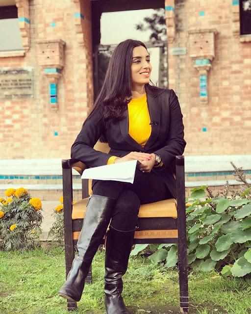 Zainab Abbas Photos