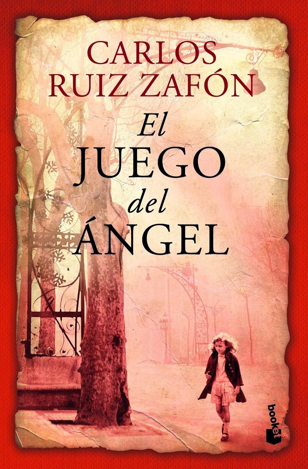 Reseña de El Juego del Ángel || Carlos Ruiz Zafón. - HIJO