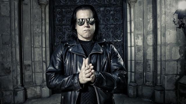 Glenn Danzig lanzará disco de covers a Elvis