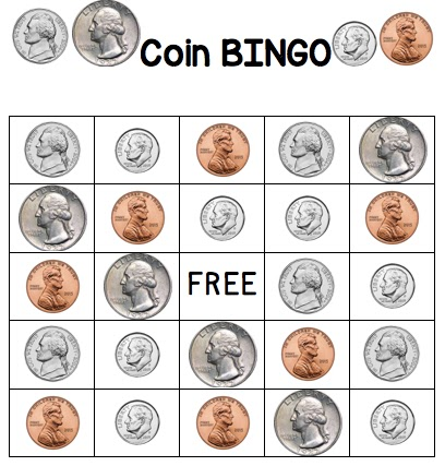 graphic relating to Money Bingo Printable known as Kindergarten Is Nuts (Entertaining): Kindergarten Monetary Routines