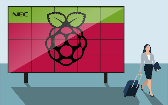 Raspberry Pi Compute Module 3 nec