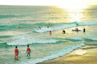 Bali woow echo beach bali
