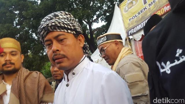 FPI Jawab Polisi: Ada Doa Bersama untuk Korban Lion Air di Aksi 211