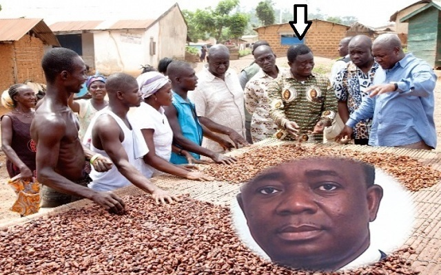Ghana Cocoa Board blows $8,000 on domain name