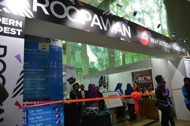 Roopawan.com sebagai peneraju bagi bazar jualan