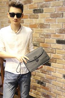 Dompet Tangan Pria Murah Model Korea
